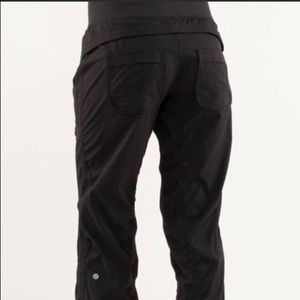 Lululemon Quick Step pants